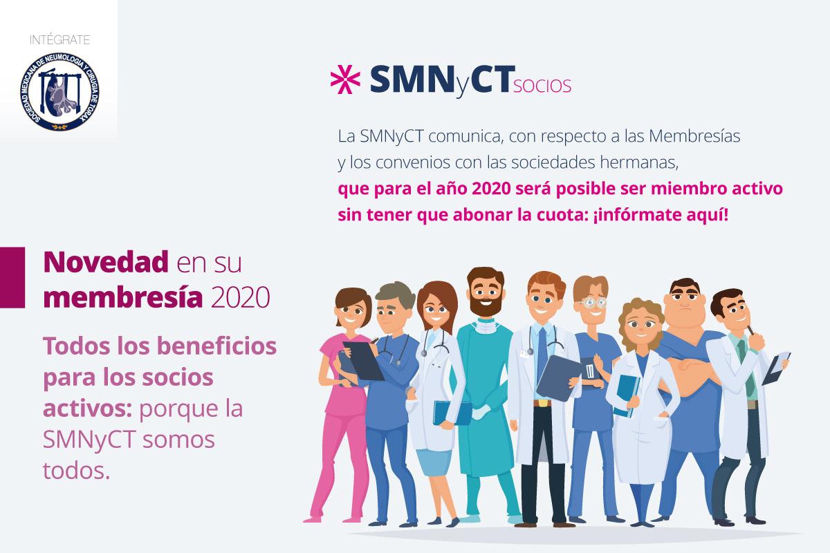 Comunicado muy importante de la SMNyCT
