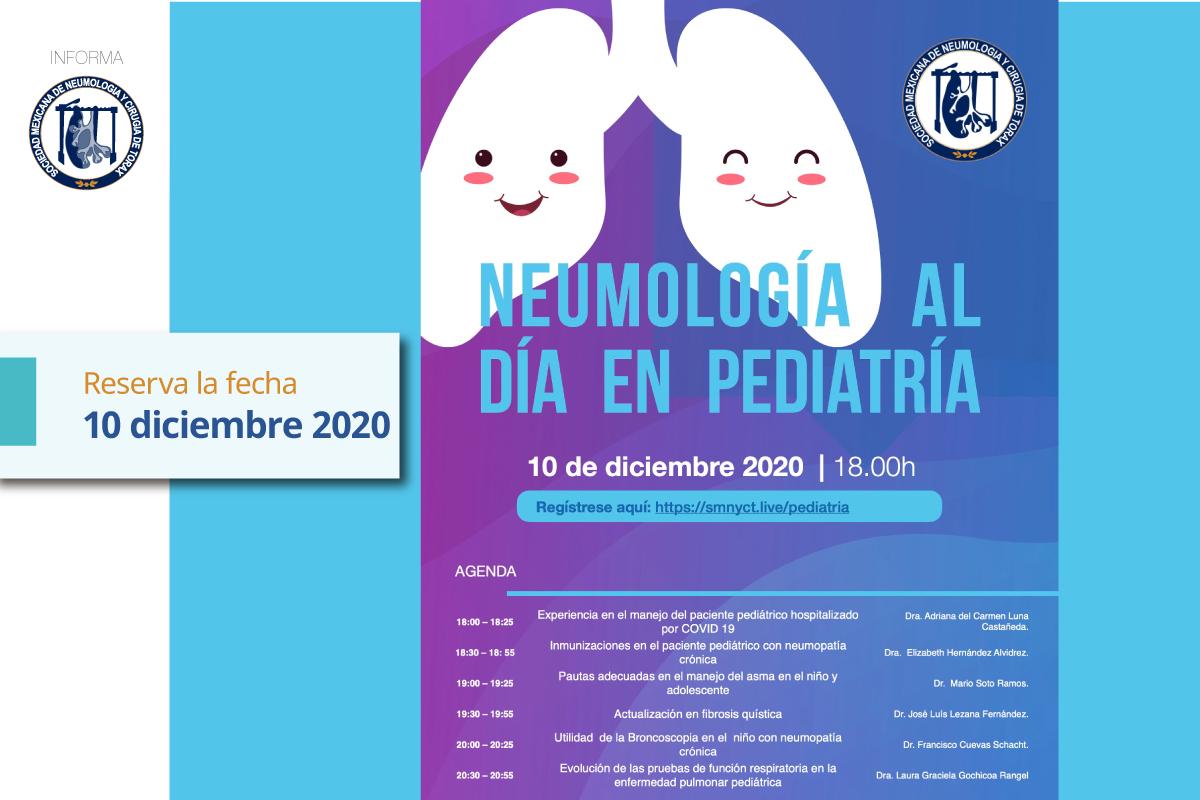 Neumología al Día en Pediatría