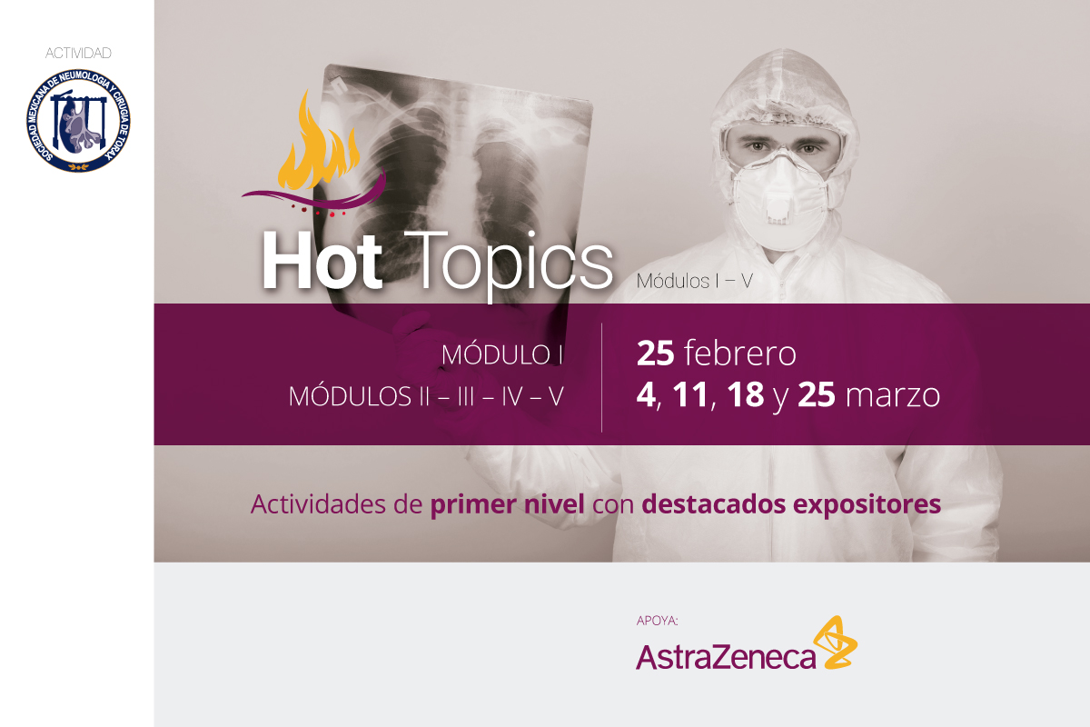 Hot Topics | Módulo V
