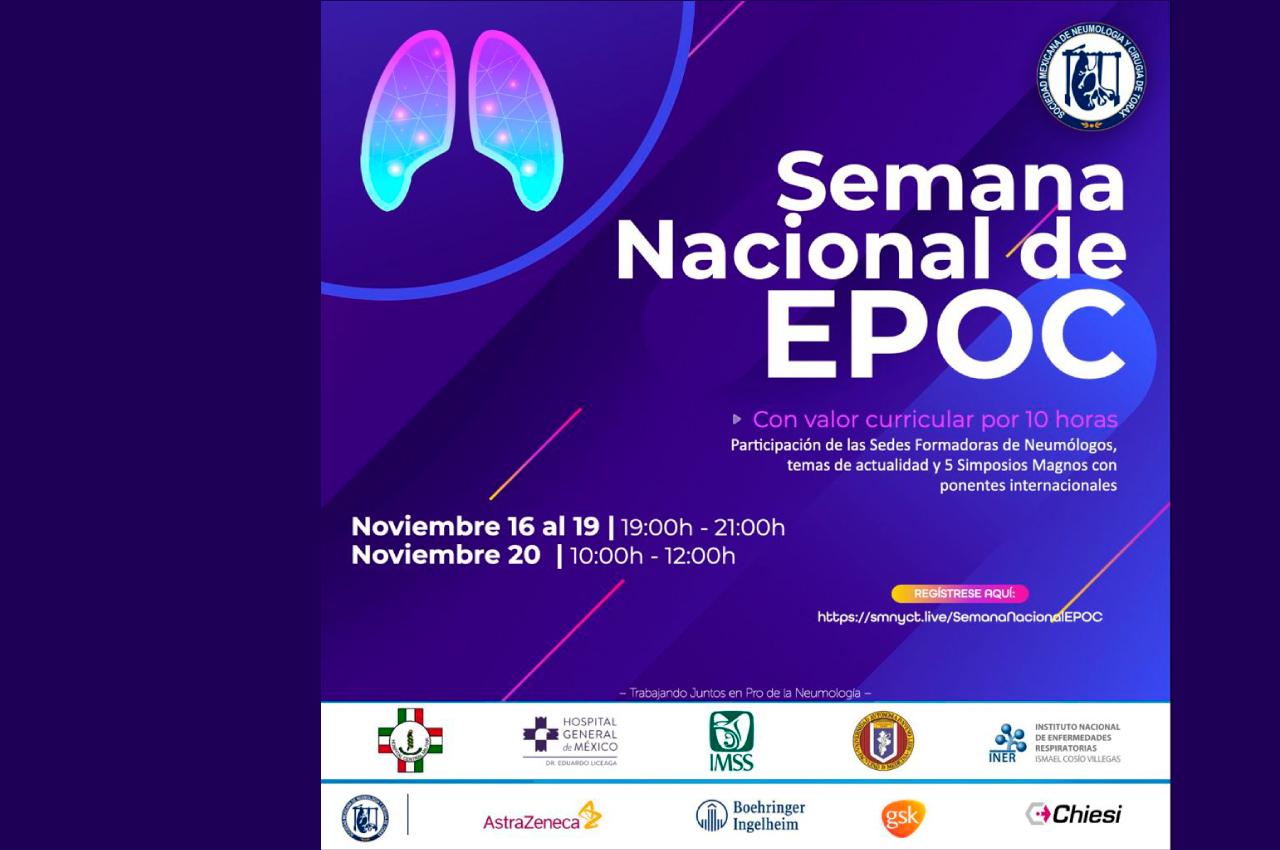 Semana Nacional de EPOC