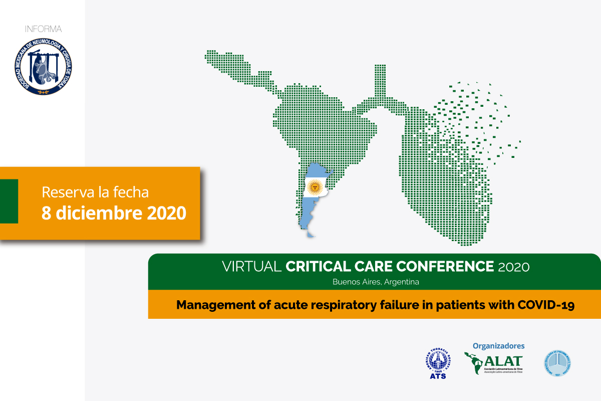 Virtual Critical Care Conference 2020